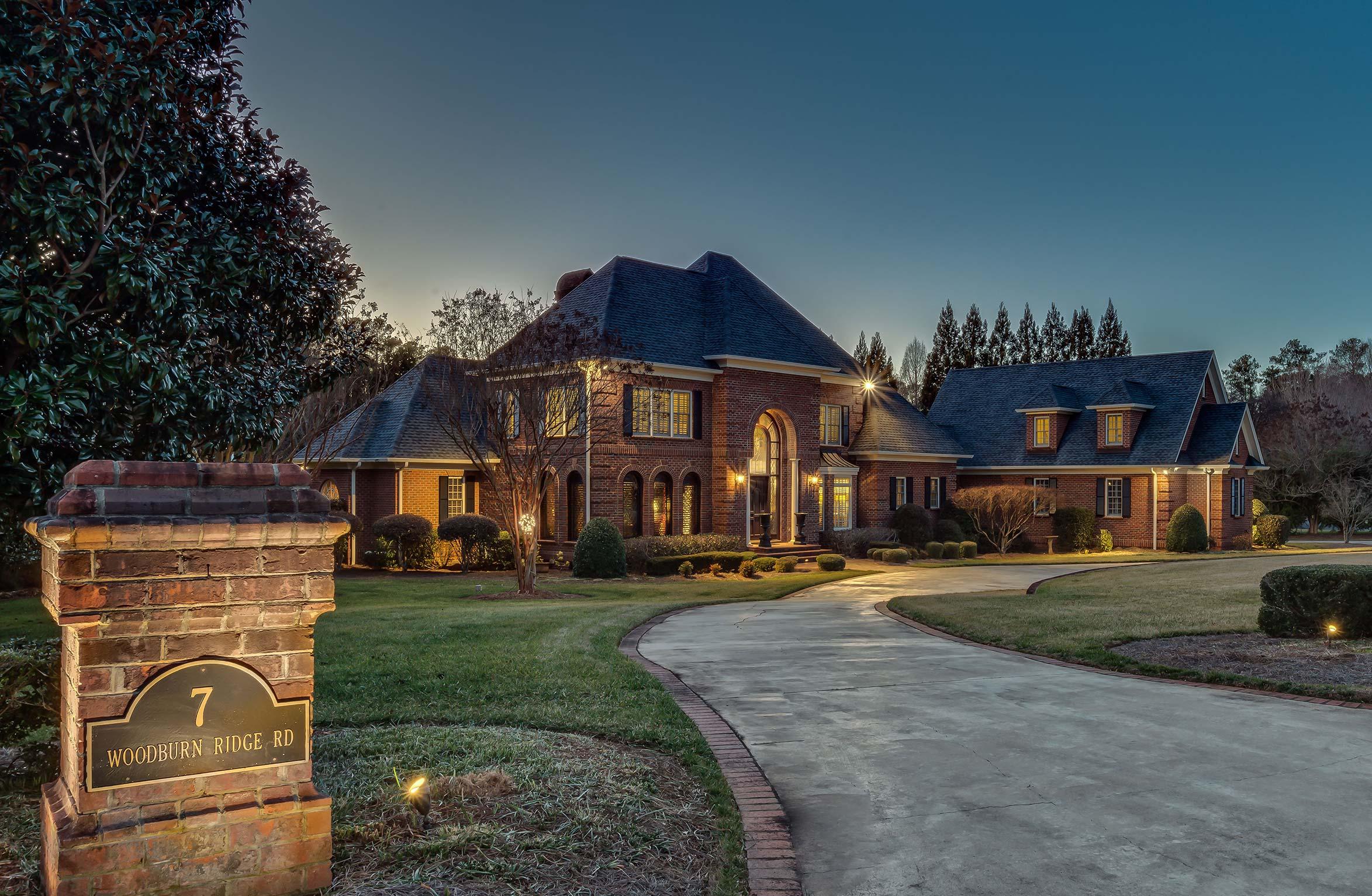 luxury real estate greenville