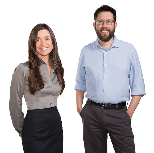 Dan and Jess | Element Real Estate VT