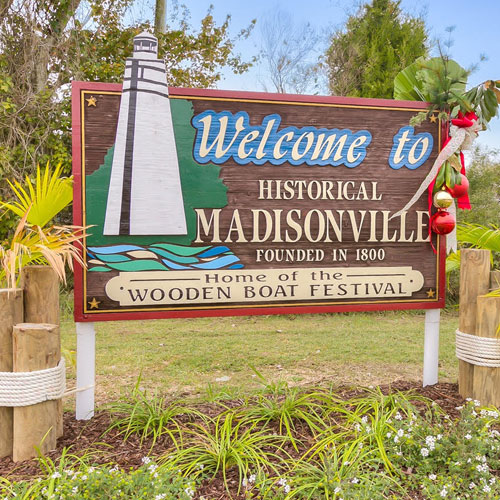 Homes for sale in Madisonville, LA
