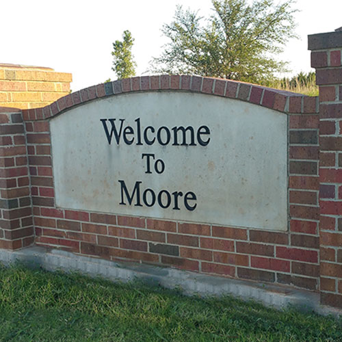 homes for sale in Moore