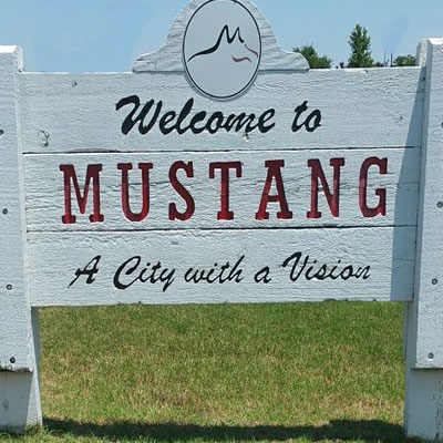 homes for sale in Mustang