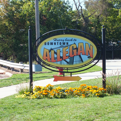 Allegan MI Homes for Sale